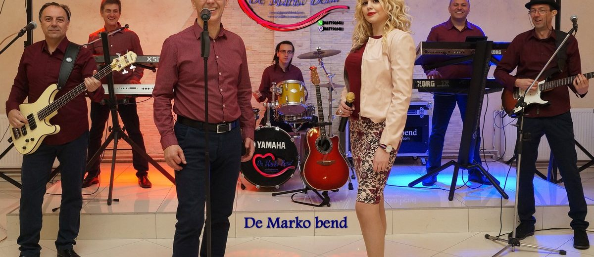 svadbaivencanje-De Marko bend