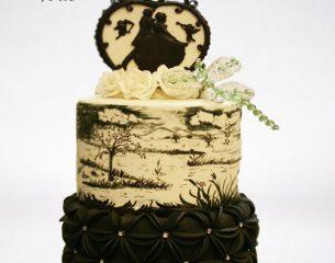 svadba i vencanje-torte-golub-a