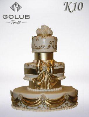 svadba i vencanje-torte-golub
