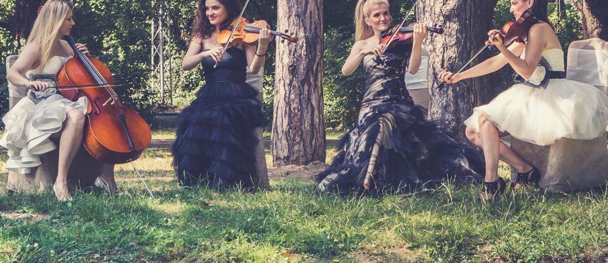 Naš Kvartet-svadba i venčanje-gudački kvartet-prvi ples